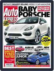 Auto Express (Digital) Subscription October 27th, 2010 Issue