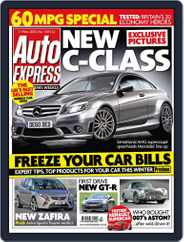 Auto Express (Digital) Subscription November 3rd, 2010 Issue