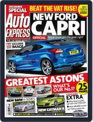 Auto Express (Digital) Subscription November 16th, 2010 Issue