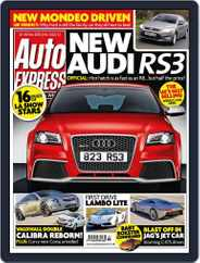 Auto Express (Digital) Subscription November 23rd, 2010 Issue