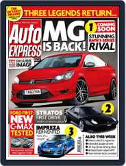 Auto Express (Digital) Subscription December 7th, 2010 Issue