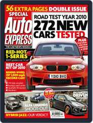 Auto Express (Digital) Subscription December 14th, 2010 Issue