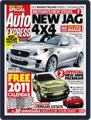 Auto Express (Digital) Subscription December 28th, 2010 Issue