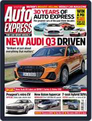 Auto Express (Digital) Subscription September 26th, 2018 Issue