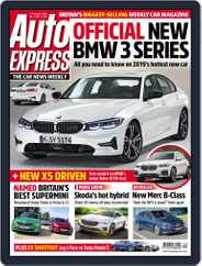 Auto Express (Digital) Subscription October 3rd, 2018 Issue