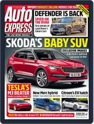 Auto Express (Digital) Subscription October 10th, 2018 Issue