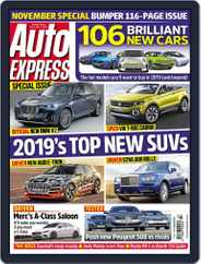 Auto Express (Digital) Subscription October 17th, 2018 Issue