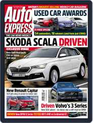Auto Express (Digital) Subscription October 24th, 2018 Issue