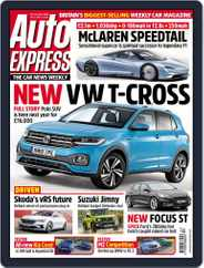 Auto Express (Digital) Subscription October 31st, 2018 Issue