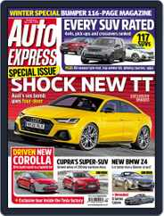 Auto Express (Digital) Subscription November 8th, 2018 Issue