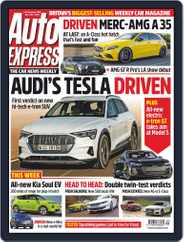 Auto Express (Digital) Subscription December 6th, 2018 Issue