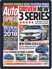 Auto Express (Digital) Subscription December 13th, 2018 Issue