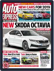Auto Express (Digital) Subscription January 3rd, 2019 Issue