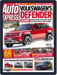 Auto Express (Digital) Subscription January 9th, 2019 Issue