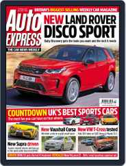 Auto Express (Digital) Subscription May 22nd, 2019 Issue