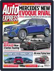 Auto Express (Digital) Subscription June 12th, 2019 Issue