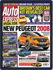 Auto Express (Digital) Subscription June 19th, 2019 Issue