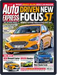 Auto Express (Digital) Subscription July 3rd, 2019 Issue