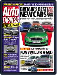 Auto Express (Digital) Subscription July 10th, 2019 Issue