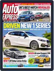 Auto Express (Digital) Subscription July 17th, 2019 Issue