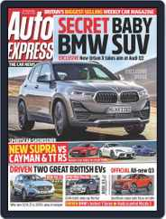 Auto Express (Digital) Subscription July 24th, 2019 Issue