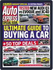 Auto Express (Digital) Subscription July 30th, 2019 Issue