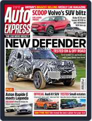 Auto Express (Digital) Subscription August 7th, 2019 Issue