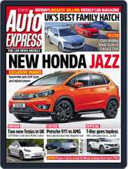 Auto Express (Digital) Subscription August 14th, 2019 Issue
