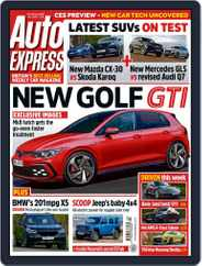 Auto Express (Digital) Subscription January 8th, 2020 Issue