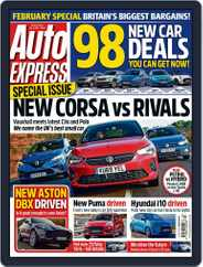 Auto Express (Digital) Subscription January 15th, 2020 Issue