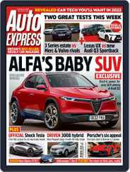 Auto Express (Digital) Subscription January 22nd, 2020 Issue