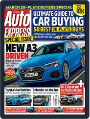 Auto Express (Digital) Subscription February 5th, 2020 Issue