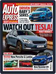 Auto Express (Digital) Subscription February 19th, 2020 Issue