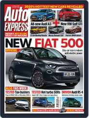 Auto Express (Digital) Subscription March 4th, 2020 Issue