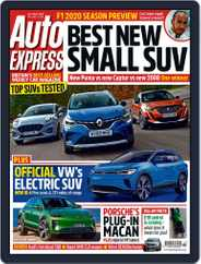 Auto Express (Digital) Subscription March 11th, 2020 Issue