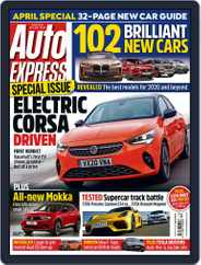 Auto Express (Digital) Subscription March 18th, 2020 Issue