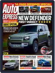Auto Express (Digital) Subscription March 25th, 2020 Issue