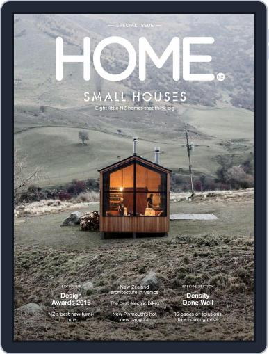 HOME Magazine NZ (Digital) July 31st, 2016 Issue Cover