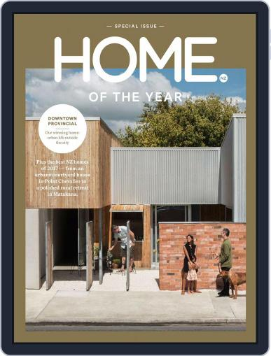 HOME Magazine NZ (Digital) March 29th, 2017 Issue Cover