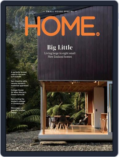HOME Magazine NZ (Digital) August 1st, 2017 Issue Cover