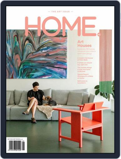 HOME Magazine NZ (Digital) October 1st, 2017 Issue Cover