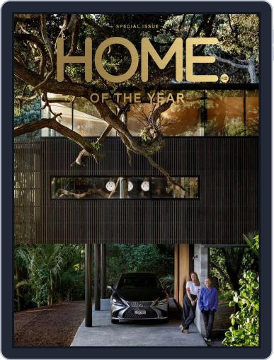 HOME Magazine NZ (Digital) April 1st, 2018 Issue Cover