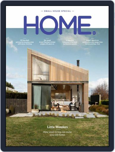 HOME Magazine NZ (Digital) August 1st, 2018 Issue Cover