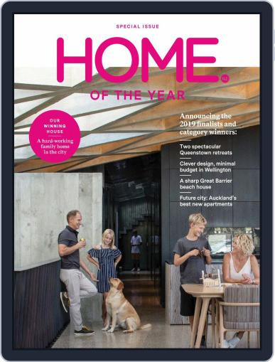 HOME Magazine NZ (Digital) April 1st, 2019 Issue Cover