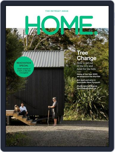 HOME Magazine NZ (Digital) February 1st, 2020 Issue Cover