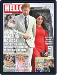 Hello! (Digital) Subscription September 2nd, 2019 Issue