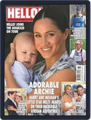 Hello! (Digital) Subscription October 7th, 2019 Issue