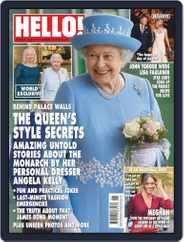 Hello! (Digital) Subscription November 4th, 2019 Issue