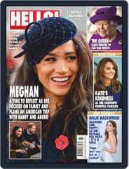 Hello! (Digital) Subscription November 18th, 2019 Issue