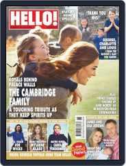 Hello! (Digital) Subscription April 6th, 2020 Issue